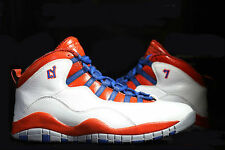 Custom Air Jordan X 10 NYC Knicks Orange Original NEW DEADSTOCK Reto Concord