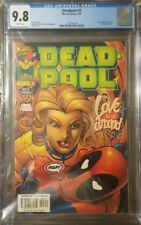 Deadpool 3 (1997) CGC Graded 9.8 NM/MN Siryn, T-Ray Appearances