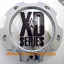 Helo Wheel Center Cap 1079L140A NEW Chrome Rim Middle fits 5x135 FORD ONLY