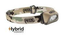 Petzl Tactikka + HeadTorch Headlamp Camouflage