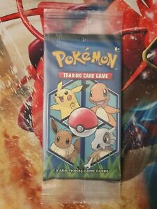Pokemon General Mills 3-Card Booster Pack Promo SEALED