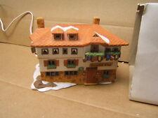 """Dept 56 Heritage Village Coll. """"Gastof Eisl"""" Alpine Village Series w box"""