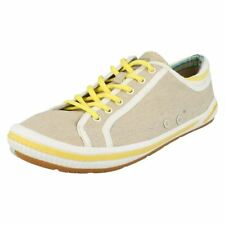 Striped Plus Size Casual Flats for Women