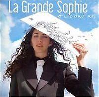 Et si c'était moi von La Grande Sophie | CD | Zustand gut