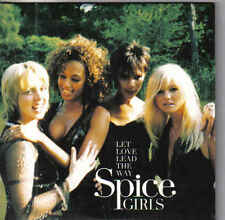 Spice Girls-Let Love Lead The Way Promo cd single