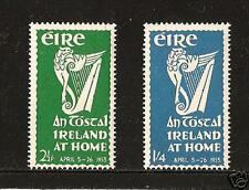 """IRELAND  # 147-148  MNH NATIONAL FESTIVAL """"An Tostal"""""""