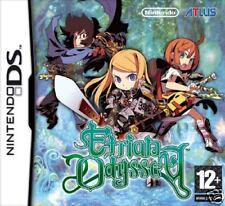 M Videogame Etrian Odyssey GDR Nintendo DS Giochi no D&d Final Fantasy Ogre