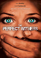 The Perfect Witness (DVD) New. Includes special features.