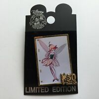 WDW - 50 Years of Tinker Bell Series Pin #3 March LE 5000 - Disney Pin 20230