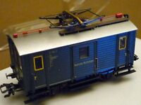 Märklin H0 3683 BR ET124  Electric Loko of DRG, Digital, never used, nie benutzt
