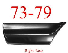 73 79 Ford Right Rear Lower Bed Patch Regular Super Crew Cab Truck 78 79 Bronco