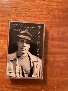 paul simon cassette