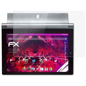 atFoliX Pellicola Vetro per Lenovo Yoga Tablet 2-10 9H Armatura di protezione
