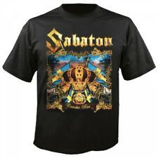 SABATON - CAROLUS REX T-SHIRT  (GRÖßE/SIZE XL, SCHWARZ/BLACK)  NEU