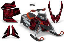 Ski-Doo RevXP Decal Graphic Kit Sled Snowmobile Sticker Wrap 2008-2012 HAVOC RED