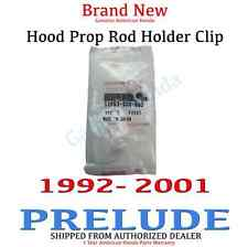 1992- 2001 Honda PRELUDE Genuine OEM Hood Prop Rod Holder Clip (91503-SS0-003)