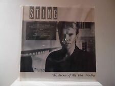 "STING - THE DREAM OF THE BLUE TURTLES - A&M-SP-3750 - ""SEALED"""