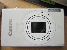 WHITE CANON IXUS 510 HD 12X OPTICAL
