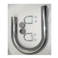 U-Form SAT-Halterung | Wandhalter für SAT Schüssel bis ø 100cm | Stahl verzinkt