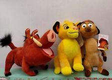 Lion King Simba Plush Toys Timon And Pumba Stuffed children's Kids Gift Toy Doll