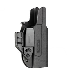 IWB Claw Holster for Glock 19/19x/23/32/44/45 (Gen 1/2/3/4/5) Right/Left Handed