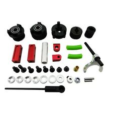 Hot Racing SCXT1000TP Axial SCX10 II 2-Speed Transmission Conversion Kit