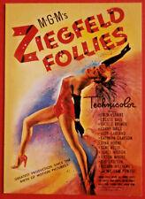 Movie Posters #2 - Card #14 - Lucille Ball, Astaire - Ziegfeld Follies (1946)