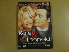DVD / KATE & LEOPOLD ( MEG RYAN, HUGH JACKMAN )