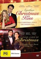 Another Christmas Kiss / Nine Lives Of Christmas (DVD, 2016)