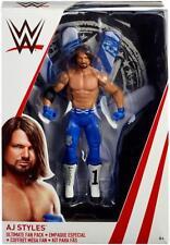 AJ Styles WWE Mattel Fan Pack Brand New Action Figure Toy - Mint Packaging