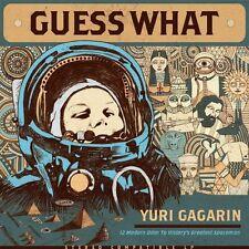 Guess What - Yuri Gagarin (CD)