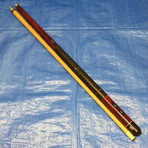 """57"""" 18.5 oz Billiard Cue Pool Cue Pool Stick 2-Piece Sportcraft"""
