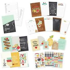 Simple Stories Recipe A5 Planner Inserts 8909