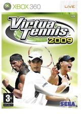 Xbox 360 - Virtua Tennis 2009 (SEGA) **New & Sealed** Official UK Stock