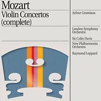 Mozart - Vln Cncs/Grumiaux/Davis Pm2 (NEW CD)