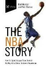 The NBA Story: How the Sports League... by Rich Mintzer #57638