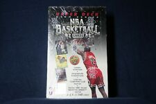1992-93 Upper Deck High Series Basketball Box: RC: Shaq, Jordan Fanaimation