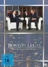 Boston Legal Season 1 - 5 (Komplette Serie), 27 DVDs, NEU