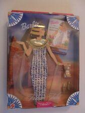 1999 BARBIE FASHION TALES The Egyptian Princess RARE HTF