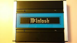 McIntosh MC425 2-Channel SQ Amplifier Rare Made In USA! High Fidelity!