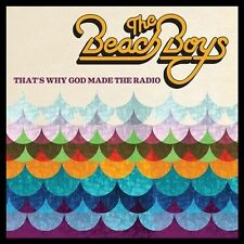 The Beach Boys That's Why God Made The Radio - Capital Records 2002