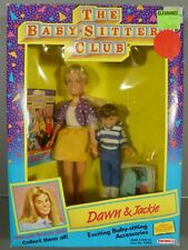 New The Babysitter'S Club Dawn & Jackie Doll Set Remco (1991)