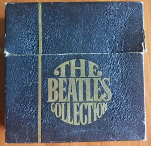 7/45 THE BEATLES : SINGLES COLLECTION (HOLLAND) (BOX SET)