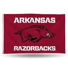 Arkansas Razorbacks Banner Flag 3X5