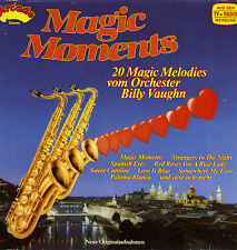 LP Magic Moments - 20 Magic Melodies vom Orchester Billy Vaughn