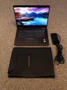 """HP Spectre x360 15.6"""" 4k TouchScreen 512 Gb SSD i7 940mx w/ New Battery & Pen!"""