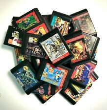 Sega Genesis Games ~ Carts Only ~ Authentic & Tested ~ Huge Selection!!