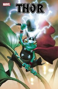 Thor #18 Exclusive Preorder! First modern Thorg Cover! Hot and limited!