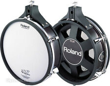 "Roland PD-125BK 12"" V-Pad Dual-Trigger V-Series Electronic Drum Pad New PD-125"