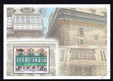Malta 2007 Maltese Balconies Miniature Sheet SG MS1540 Unmounted Mint